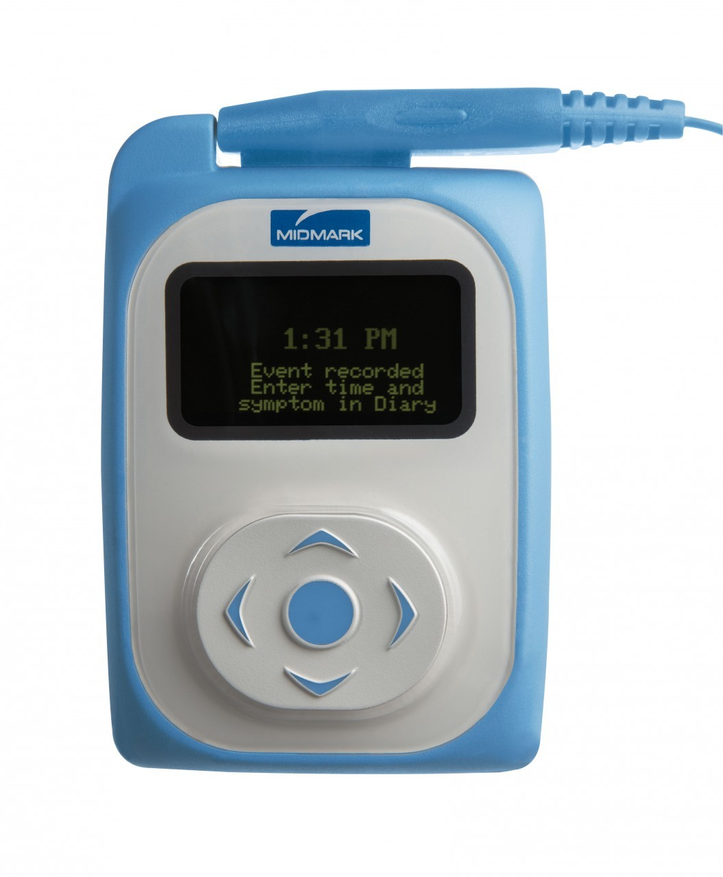 Midmark Iqholter # 4-000-0116 - IQholter EP Digital Holter with Pacemaker Detection & Recorder, No Software, Each
