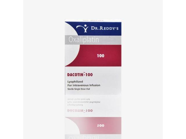 Dacotin : Oxaliplatin 100 Mg Injection