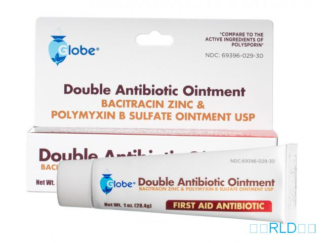 双重抗生素软膏(Double Antibiotic Ointment)