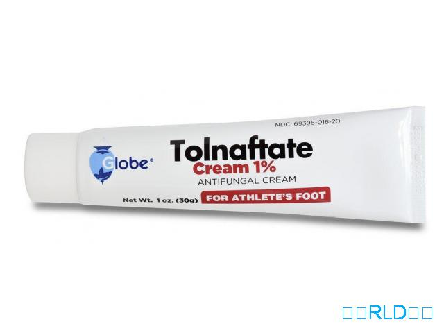 Tolnaftate 1%反真菌奶油(Tolnaftate 1% Anti-Fungal Cream)