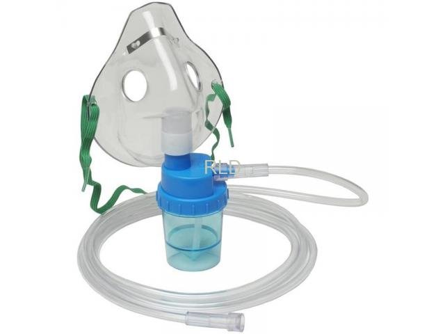 Allied Healthcare Allied Nebulizer/Mask Combo
