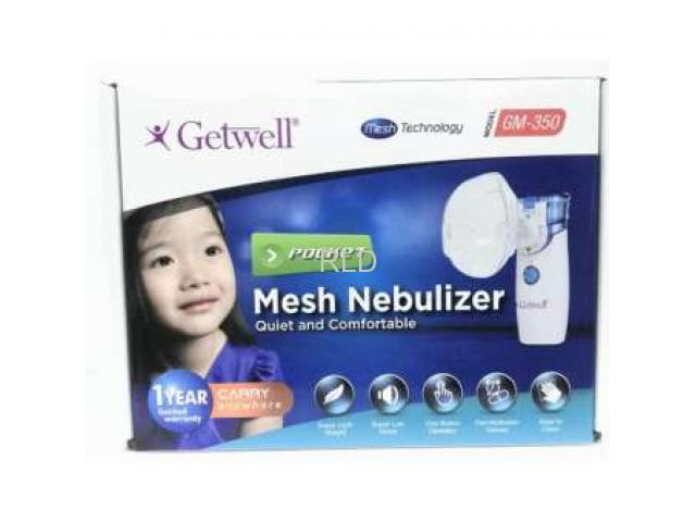 Getwell Pocket Nebulizer