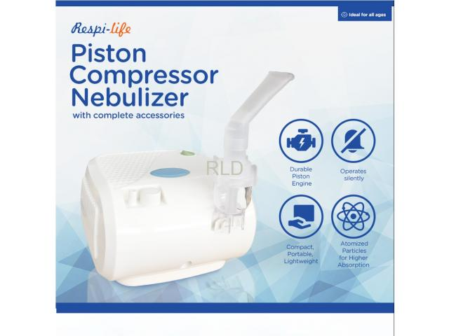 Respi-Life Compact Nebulizer