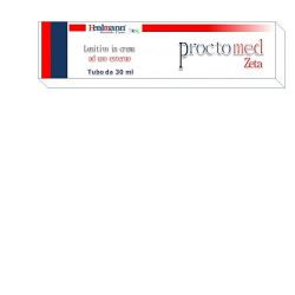 Proctomed Zeta Crema Lenitiva 30 ml