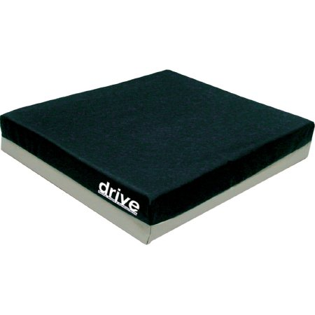"Seat Cushion Gel ""E"" 16 X 18 X 2 Inch Gel / Foam"